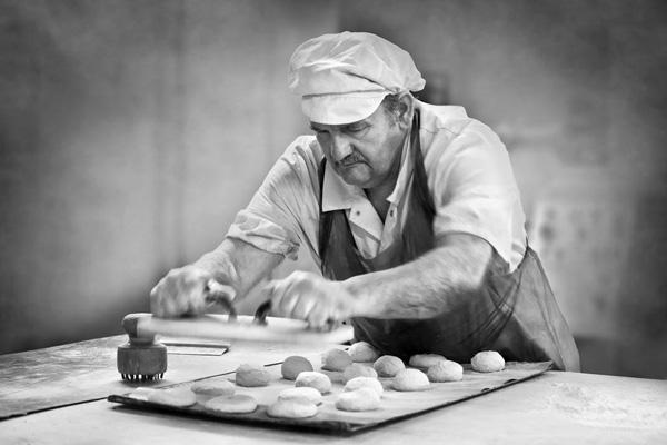 The History of Bakery